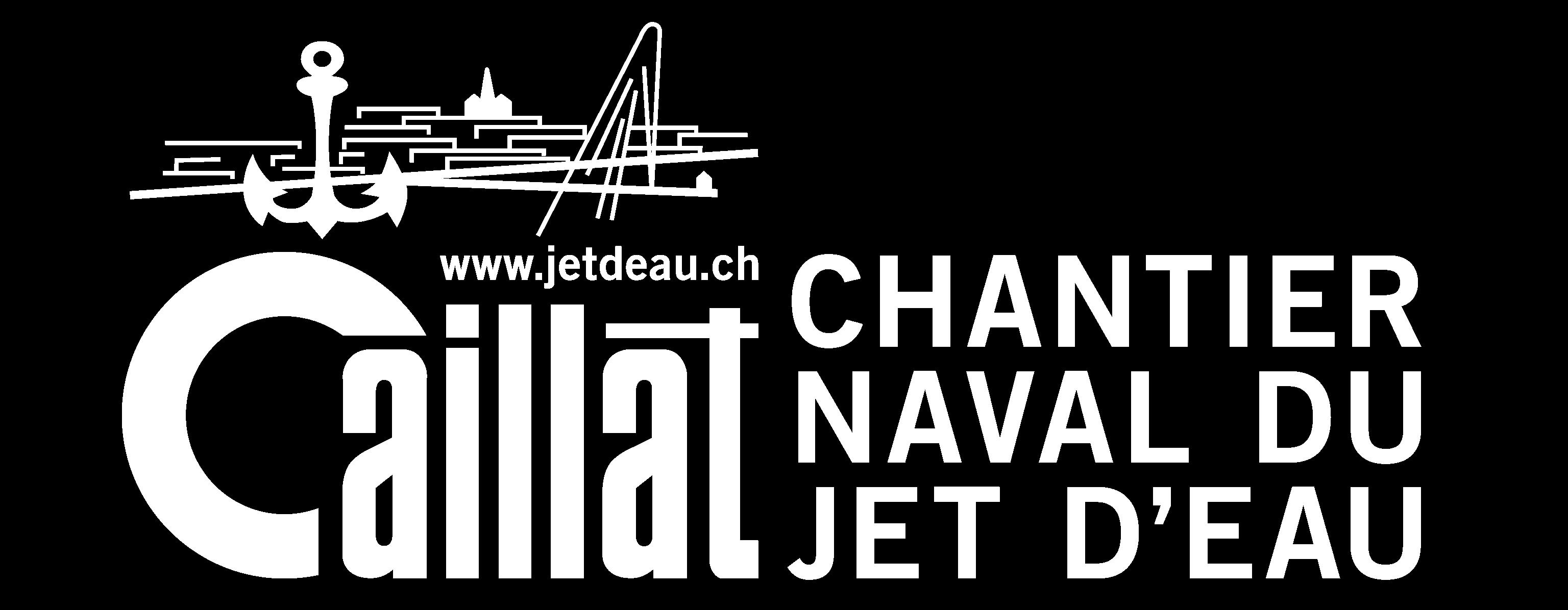 Caillat - Chantier Naval du Jet d'Eau